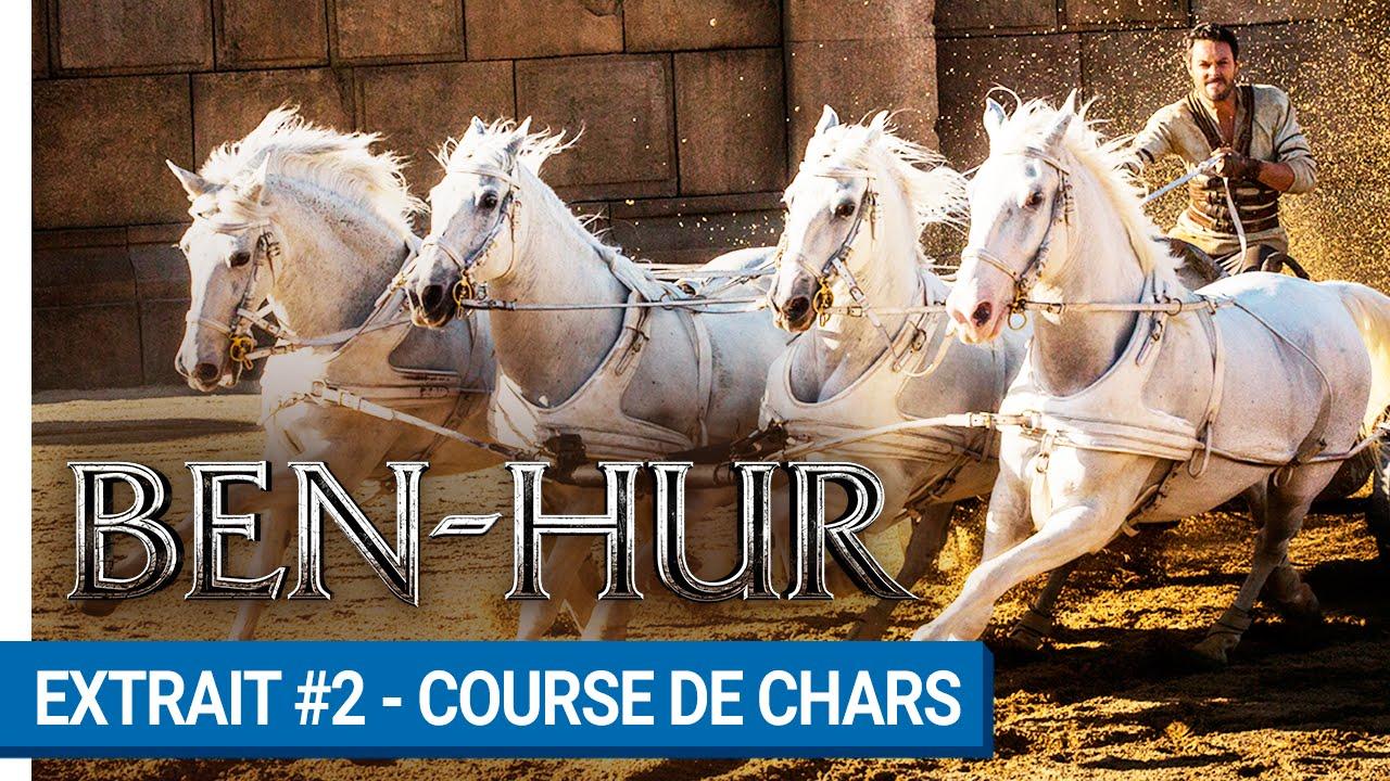 BEN-HUR - Extrait #2 : Course de chars (VOST)