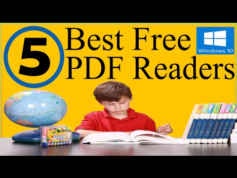 Best Free Pdf Readers For Windows 10 7 8 Xp With Tabbed Interface Youtube
