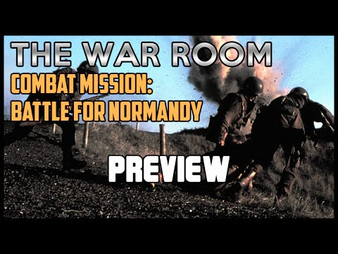 Combat Mission: Battle for Normandy Preview