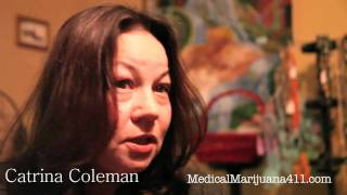 Catrina Coleman Cancels Surgery Thanks to Cannabis