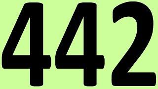АНГЛИЙСКИЙ ЯЗЫК ДО АВТОМАТИЗМА. ЧАСТЬ 2 УРОК 442 ИТОГОВАЯ КОНТРОЛЬНАЯ  УРОКИ АНГЛИЙСКОГО ЯЗЫКА