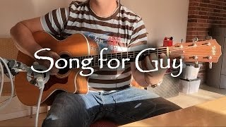 Song for Guy - Elton John (with tabs)