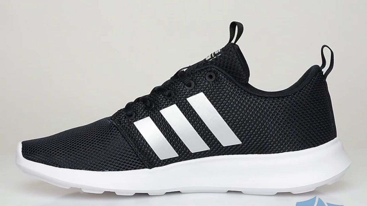 adidas cloudfoam black mens