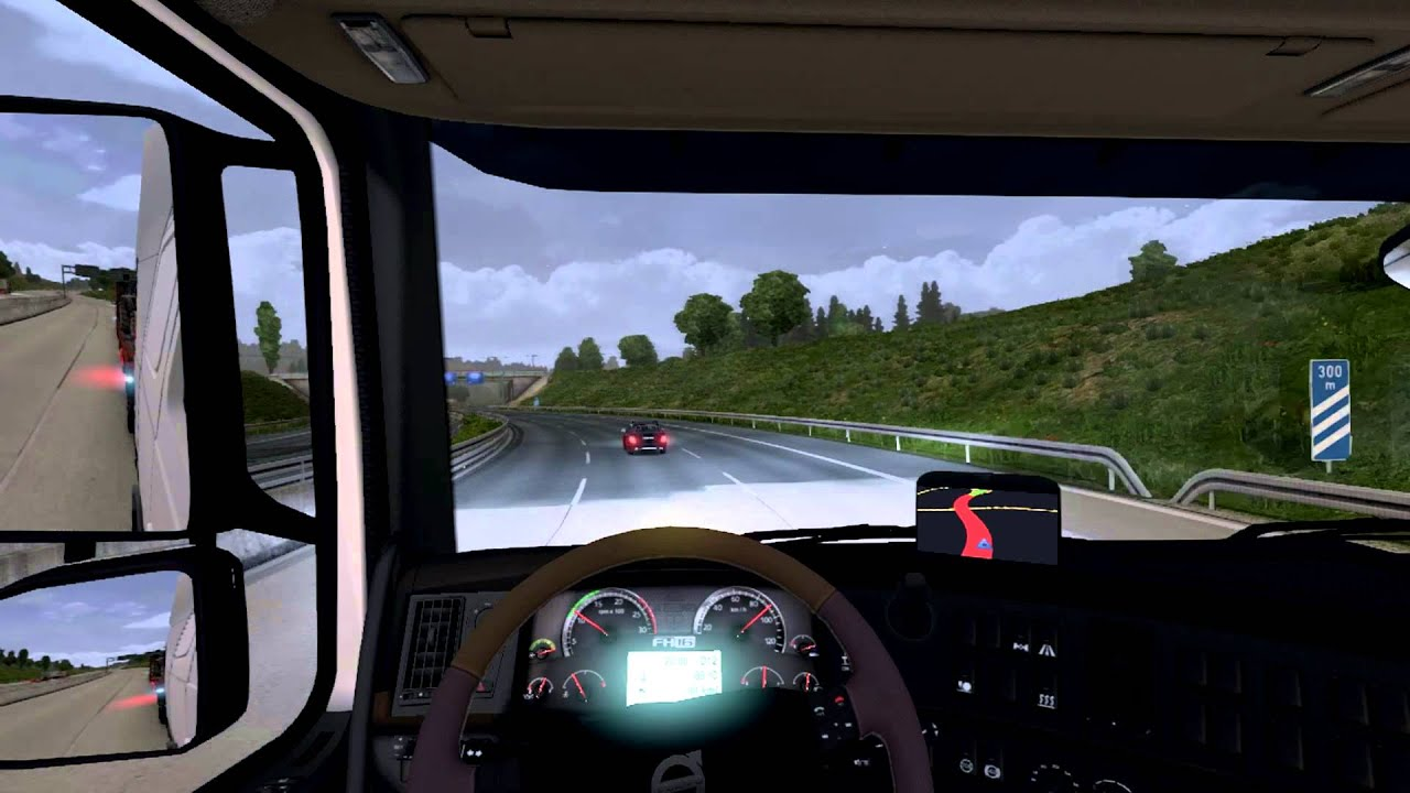 euro truck simulator 2 from zurich to hamburg volvo fh16 750 6x4 youtube. Black Bedroom Furniture Sets. Home Design Ideas