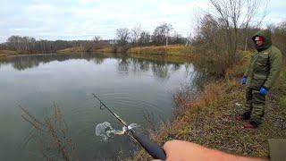 Рыбалка на Щуку Что стало с щучьим прудом после жерличного беспредела