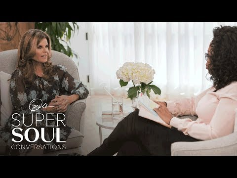 """Maria Shriver: """"I Was Always a Kennedy Without a First Name"""" 