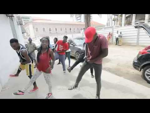 African street dance 2018   Manuel kanza and team Angola   🇦🇴 check bio