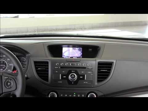rearview camera   honda cr  youtube