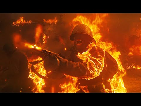 THEY WILL NEVER BREAK OUR SPIRIT | Cinematic - War Movies Montage