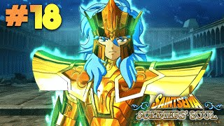 Saint Seiya : Soldiers Soul   Gameplay FR - Episode 18 : Poséidon ( PS4 )