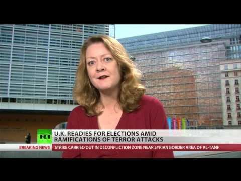 Annie Machon talks to RT America