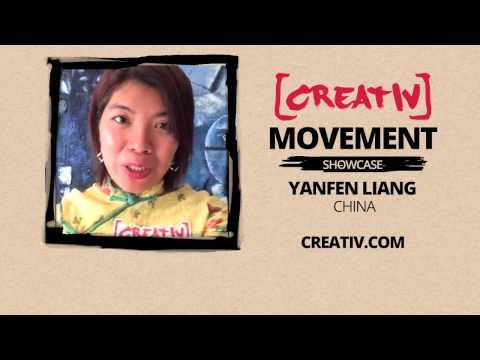 Beijing, China - CREATIV Messenger, YumFun Liang