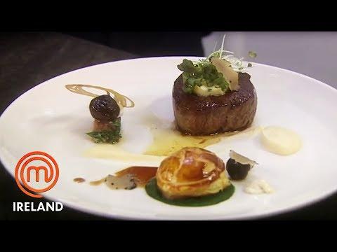 Cooking At A Dublin Michelin-Star Restaurant | MasterChef Ireland | MasterChef World