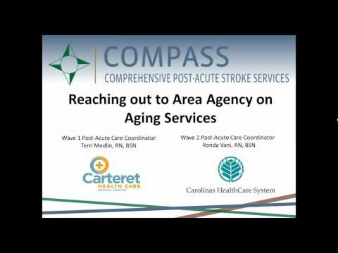 COMPASS - Area Agency on Aging & Carteret Hospital