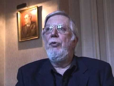 Interview of Peter Trudgill the sociolinguist:  November 2012