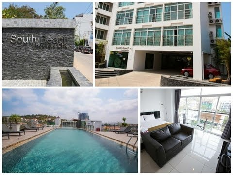 Hotels in Pattaya: South Beach Pattaya Apartment Hotel