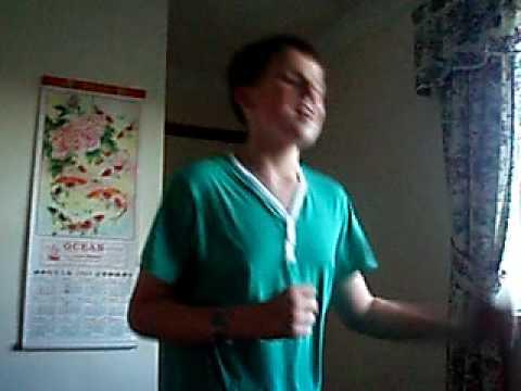 Stephen Bray Dancing