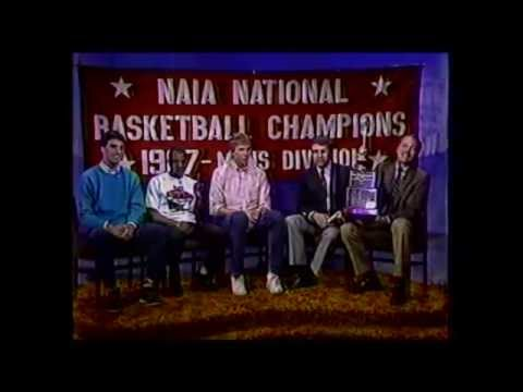 Washburn University 1987 NAIA National Champions Recap Show
