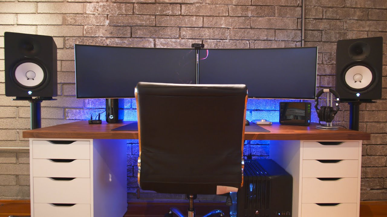 Epic Setup Tour Mid 2016 Youtube