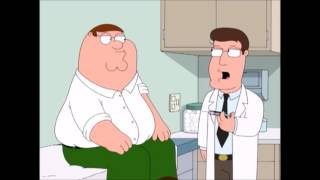 Family Guy - Peter and Experimentation/James Bond and Persuation Resimi