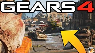 Gears of War 4 - Playing against a PC Aimbot Hacker! Cheater Exposed!