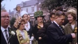 Brian Turnbull & Sylvia Smith wedding 1963