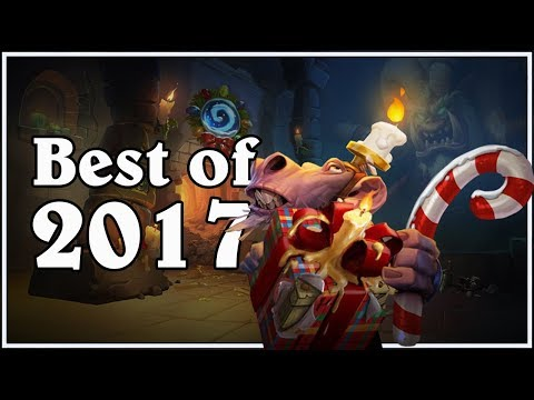 Funny And Lucky Moments - Hearthstone - Best Of 2017