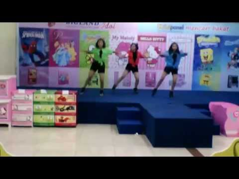 P7 Kids - HipHop Dance Agnes Monica - Muda