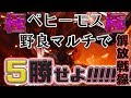 【モンハンワールド】 極ベヒーモス野良マルチ解放戦線 【MHW】