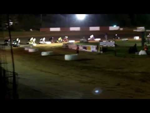 600cc Mini Sprint Feature - Crowley's Ridge