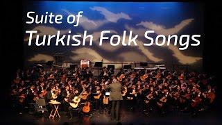 Suite of Turkish Folk Songs