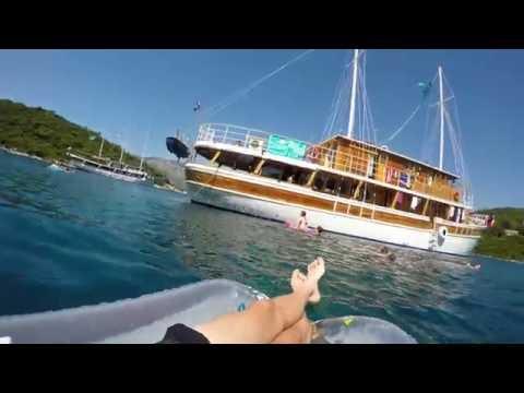 Contiki Croatia Island Escape 2016, GoPro 4K