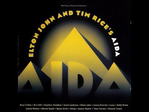 Elton John - Aida Overture (1999) by Rob Mounsey