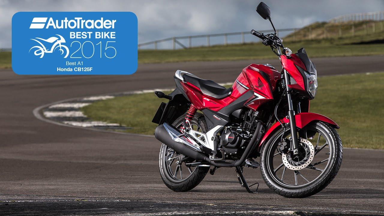 2015 best a1 licence bike - honda cb125f - best bike awards - youtube