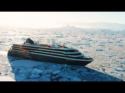 World Explorer: All-Suites, All-Balcony Polar Vessel
