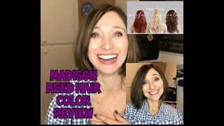 Color Your Own Hair: Madison Reed Hair Color Review