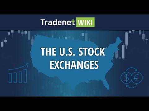 The U.S. Stock Exchanges