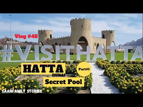 HATTA DUBAI 2021   SECRET  POOL HATTA  A DAY TRIP TO HATTA DUBAI UAE
