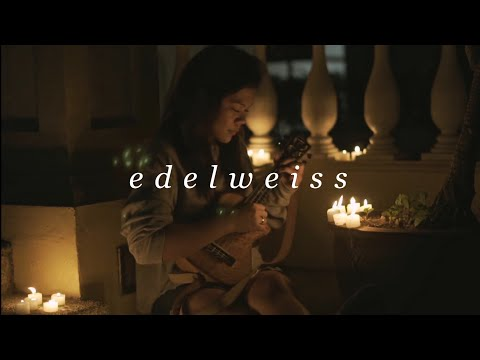 Edelweiss (ukulele cover) | Reneé Dominique