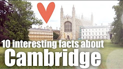 10 interesting facts about Cambridge - aprende ingls online
