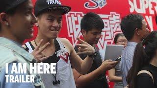 I AM HERE (Wo Jiu Shi Wo) Trailer | Festival 2014