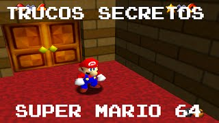 Trucos secretos: Super Mario 64 -Retro Toro-            Wca3