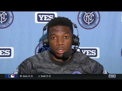 Sean Johnson Records 57th Career Shutout In 1-0 NYCFC Victory