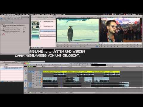 Avid Media Composer - Unterricht 3.0