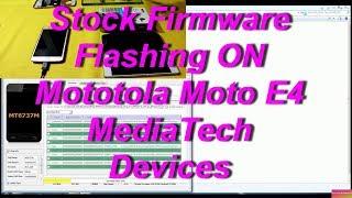 How To Flash Motorola Xt1767