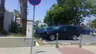 Кипр Ларнака что это(Отдых на Кипре 2013. Город Ларнака из окна автомобиля., 2013-06-15T17:46:56.000Z)