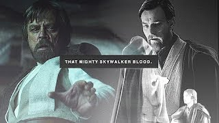 that mighty skywalker blood.