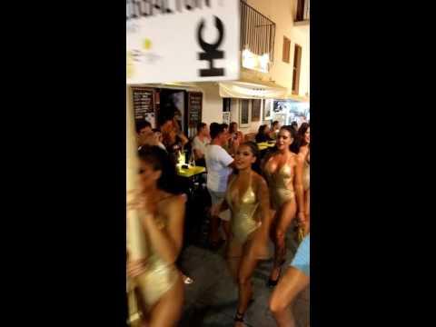 Ibiza Old town 2016