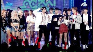 [예능연구소 직캠] 워너원 약속해요 1위 앵콜 @쇼!음악중심_20180317 I.P.U. Wanna One in 4K