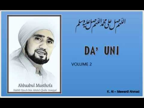 Habib Syech : Da' uni - vol 2 (  HD + lirik )